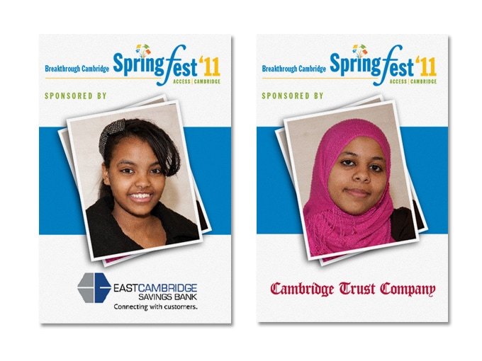Breakthrough Springfest Posters