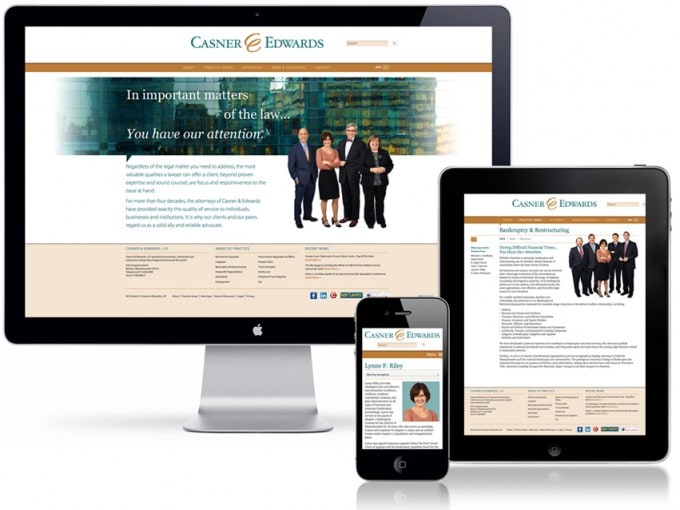 KronerDesign_CasnerEdwards_Responsive_website