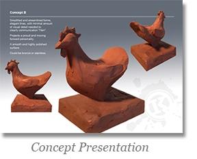 Kroner Design Concept Presentation